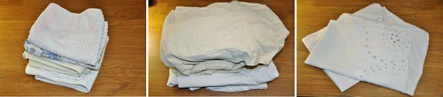Ненужное постельное белье