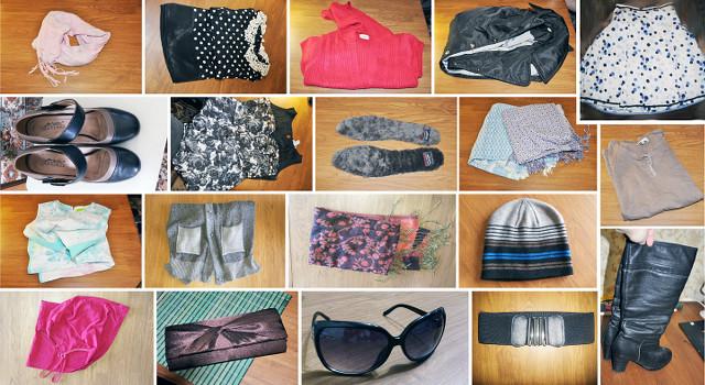Ненужная одежда: расхламление шкафа