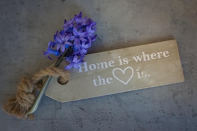 Дом там, где любовь. Сирень