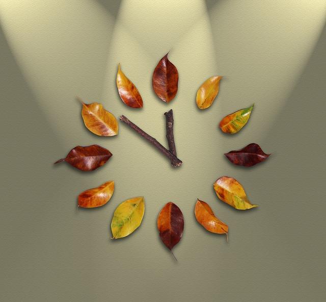Часы. Новый год. Время подвести итоги