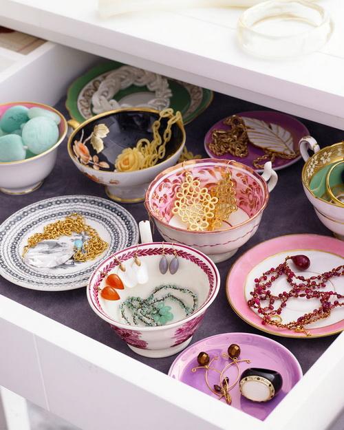 Мисочки и пиалы для хранения украшений