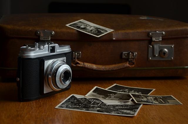 Что сделать со старыми фотографиями