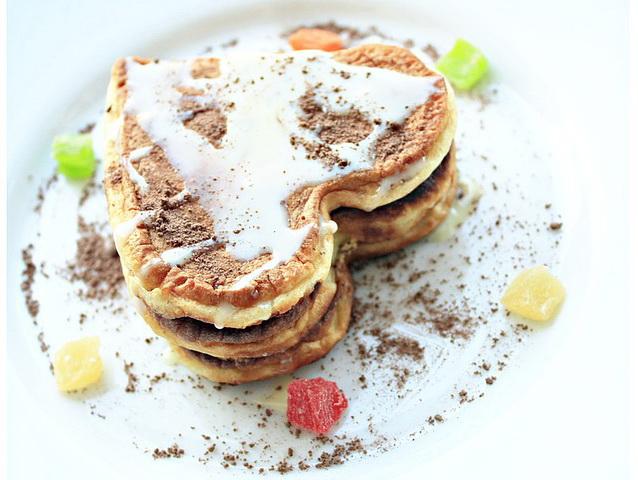 Печенье в форме сердечек поможет полюбить готовить