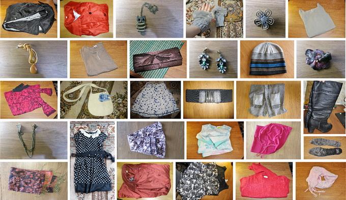 Избавление от лишних вещей: лишнее в гардеробе