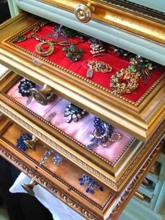 Органайзер своими руками: выдвижные ящики из картин